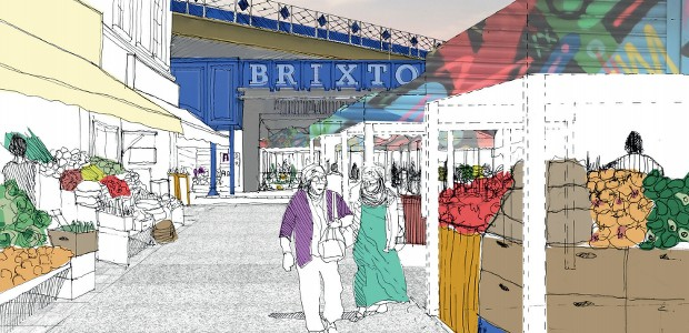 Lambeth Council is proposing to increase the size of the stalls along Electric Avenue, but have fewer market traders working along the road.