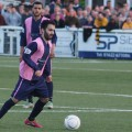 Erhun Oztumer returns to Champion Hill as Dulwich Hamlet take on Peterborough Utd tonight (8th July)