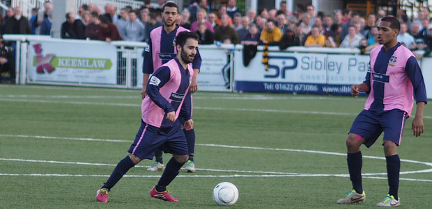 Erhun Oztumer returns to Champion Hill as Dulwich Hamlet take on Peterborough Utd tonight (8th July)
