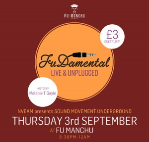 Fu'Damental Live - NVEAM presents Sound Movement Underground @ Fu Manchu | London | United Kingdom