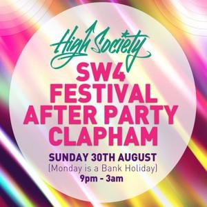 The Clapham Afterparty - SW4 Sunday with Lady Lea & Mutiny @ Fu Manchu | London | United Kingdom