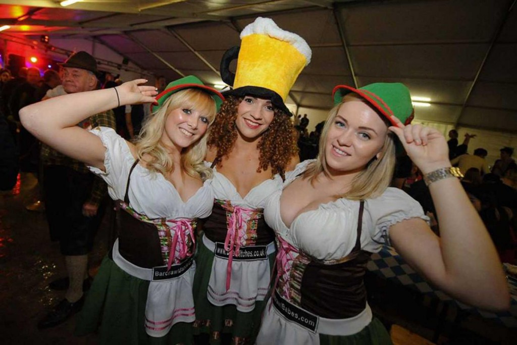 London Oktoberfest The World Famous Bavarian Beer