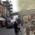 Brixton History: handcarts, hats and busy scenes on Atlantic Road