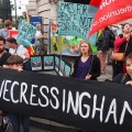 Lambeth Council clarify their timetable of destruction for Cressingham Gardens Estate