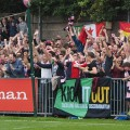 Dulwich Hamlet kick off the new season against Canvey Island, Sat 9th Aug