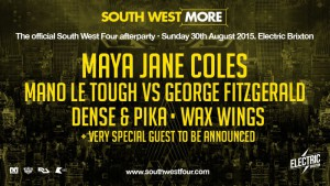 South West More with Guti, Maya Jane Coles and lots more @ Electric Brixton | United Kingdom