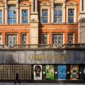 Brixton Street Gallery launched on the former Bon Marche building in Ferndale Road, Brixton