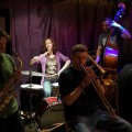 Jazz jam at The Junction, Brixton's newest bar on Coldharbour Lane