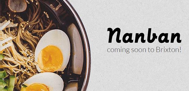 MasterChef champion Tim Anderson opens Nanban izakaya and ramen restaurant in Brixton