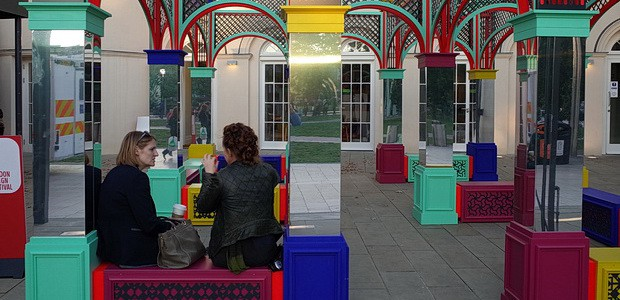 Created by Brixton based design studio 2MZ in collaboration with the Black Cultural Archives (BCA), this striking structurefeatured in last month'sBrixton Design Trail, which was part of the London Design […]
