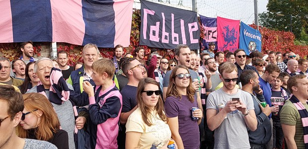 There's expected to be a monster crowd at Champion Hill this Thursday as Dulwich Hamlet take on Enfield Town in the Ryman League Premier Division Play-off Semi Final.