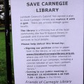 Under threat: Carnegie Library to host public meeting, Mon 16 Nov, 6.30pm