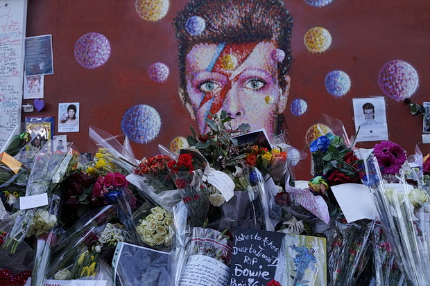 A David Bowie memorial in Brixton's Windrush Square? #bowieforbrixton