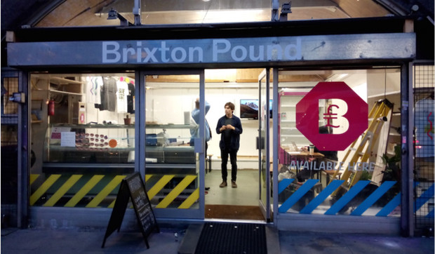 Brixton Pound: The world's first local currency cash machine opens in Brixton today