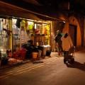 Brixton at night: street market scenes in photos