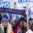 With Dulwich Hamlet FC being well established as a community-focused club, it was no surprise to see that  a group of their fans had made it to the Kings College Nursing Students […]