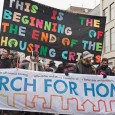 This Saturday, 30th January, a large demo against the government's proposed Housing Bill is expected to assemble in Elephant And Castle and then march to Downing Street in central London.