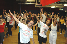 Paraiso School of Samba, Dance and Percussion @ Brixton Recreation - top floor | London | United Kingdom