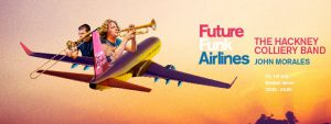 Future Funk Airlines with Hackney Colliery Band and John Morales @ Brixton Jamm | London | United Kingdom