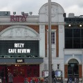 Guide to work-friendly Brixton cafes: Ritzy cafe, Windrush Square, Brixton