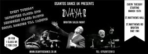 ¡VAYA! - Brixton Weekly Salsa Night @ St. Matthews Hall | London | United Kingdom