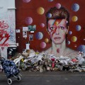 David Bowie mural in Brixton to be protected by local listing as council considers permanent memorial