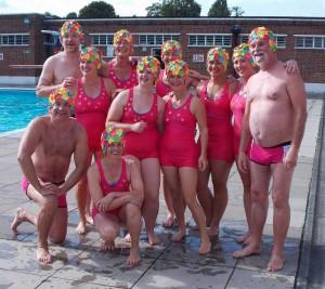 Brockwell Synchronised Swimming Sessions @ Brockwell Lido | London | United Kingdom