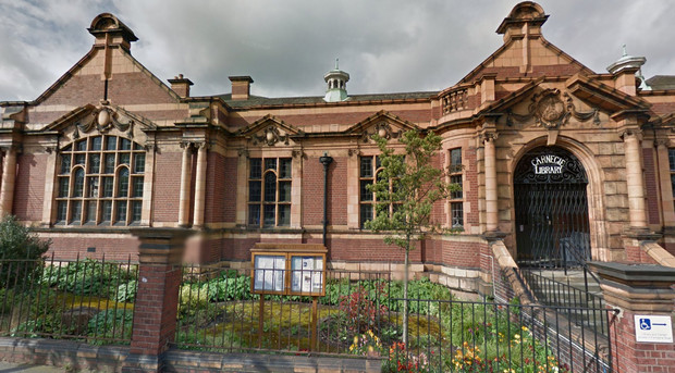 Carnegie and Minet library supports keep up the fight with celebration and vigil tonight, 31st March