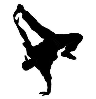 Image Gallery hip hop dance logo