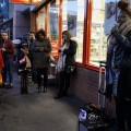Buskers of Brixton: the woman with the beautiful voice outside the supermarket