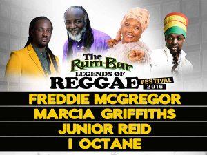 The Legends Of Reggae Festival 2016 @ O2 Academy Brixton | London | United Kingdom