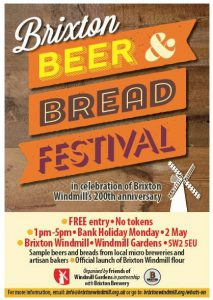 Beer and Bread Festival @ Windmill | London | United Kingdom