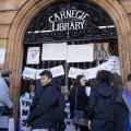 Lambeth issues possession order as Carnegie Library campaigners stand firm