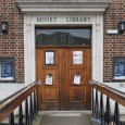 Lambeth Archives, an important local resource located next to the now closed Minet Library in Myatt's Fields, remains closed today.