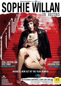 House of Idiot Comedy Show- Sophie Willan Preview @ Market House | London | United Kingdom