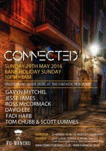 Connected Bank Holiday Sunday Special @ Fu Manchu | London | United Kingdom