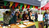 Brixton, and even the sun (for a bit), came out in force to celebrate May Day at Brixton Windmill yesterday.