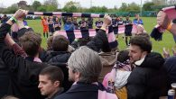 Dulwich Hamlet fans travelled in large numbers to Essex yesterday to see their team take on East Thurrock in the Ryman League Premier Division Play-off Final.