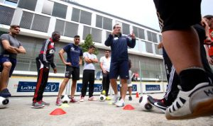 Football and other sport sessions @ Shakespeare Business Centre | London | United Kingdom