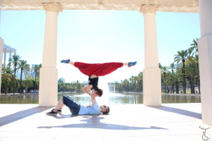 AcroYoga - Create shapes, contact & play! @ Arch 468 Studios | London | United Kingdom