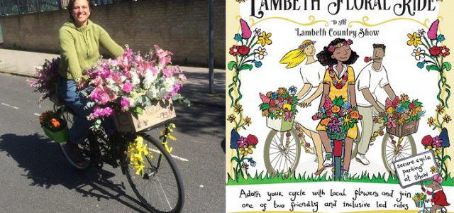 The streets of south London are set to be awash with colour next month as Lambeth Cyclists and Lambeth Council team up to host two floral rides pedal to this year's […]