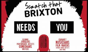 Scratch That Brixton @ Upstairs at The Ritzy | London | United Kingdom