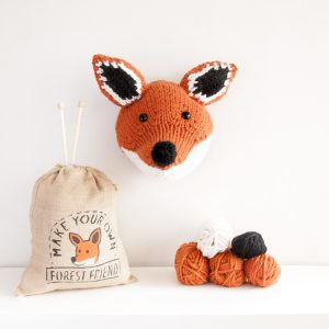 Knitted Fox Head Workshop @ Sincerely Louise,  | London | United Kingdom