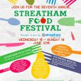 The seventh annual Streatham Food Festival kicks off today (Wednesday 15th June) and will run a series of events and activities every day and evening until Sunday (19th June) to […]