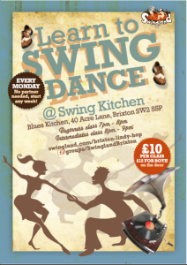 Swing Kitchen @ The Blues Kitchen Brixton  | London | United Kingdom