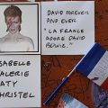 Tributes keep on coming to David Bowie's Brixton shrine - May 2016 photos