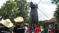 The weather was splendid and there was a good turn out for this year's Brixton Windmill Parade and Festival, which assembled in Windrush Square before marching up Brixton Hill to […]