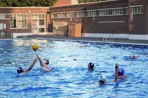 Brockwell Water Polo @ Brockwell Lido | London | United Kingdom