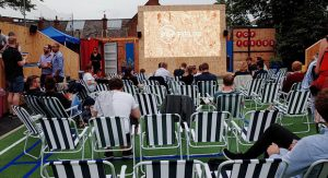 Free Olympic Sport Lessons every Wednesday 3-4.30pm @ Pop Fields at Pop Brixton | London | England | United Kingdom
