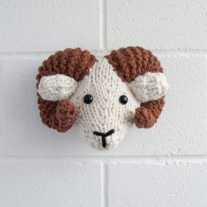Knitted Baby Ram Workshop @ Sincerely Louise | London | United Kingdom
